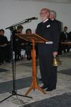 X-5690 Dreischor. Ring. Nederlands Hervormde Kerk (Adriaanskerk). Opening opgeknapte grafkapel met gerestaureerde ...