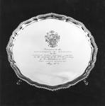 ZG-0762 Zierikzee. Geschenk van Hatfield, in verband met 25 jaar bevrijding.