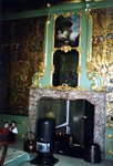 ZM-0342 Zierikzee. Poststraat 45. Detail interieur Regentenkamer. Sinds 1863 Burgerweeshuis. Het gebouw dateert uit ...