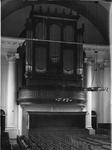 ZM-0992 Zierikzee. Orgel in de Grote of Nieuwe Kerk.