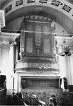 ZM-0996 Zierikzee. Nieuwe of Grote kerk. Orgel, gebouwd door Kam en v/d Meulen in 1848.