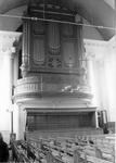 ZM-0997 Zierikzee. Orgel in de Grote of Nieuwe Kerk.