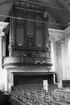 ZM-0998 Zierikzee. Orgel in de Nieuwe of Grote Kerk.