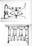 ZM-2716 Zierikzee. Stoephekken. Tekening door dhr. C.A. van Swigchem.