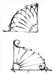 ZM-2721 Zierikzee. Stoephekken. Tekening door dhr. C.A. van Swigchem.