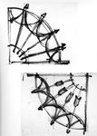 ZM-2722 Zierikzee. Stoephekken. Tekening door dhr. C.A. van Swigchem.