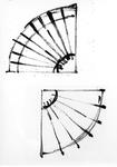 ZM-2725 Zierikzee. Stoephekken. Tekening door dhr. C.A. van Swigchem.