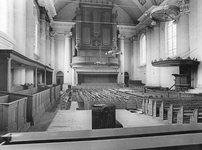 ZM-3172 Zierikzee. Nieuwe kerk met Kam en Van der Meulen orgel.