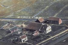 ZNM-0324 Zonnemaire. Boerderij van J. van der Bijl, later van J.C. den Boer