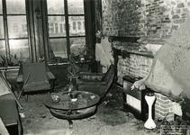 ZZG-1700 Zierikzee. Oude Haven 40. Woonhuis Anneke van den Berg. Op dinsdagavond 7 februari 1978 brak er brand uit in ...