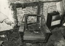 ZZG-1701 Zierikzee. Oude Haven 40. Woonhuis Anneke van den Berg. Op dinsdagavond 7 februari 1978 brak er brand uit in ...