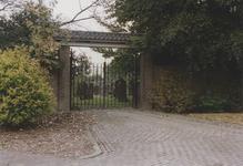 930200 Het Rooms-katholiek kerkhof aan de Kerkhoflaan te Sas van Gent