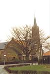 22 De Rooms-katholieke kerk aan de Walstraat te Axel