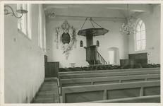 AAG-P-11 Interieur van de Nederlandse Hervormde kerk aan het Dorpsplein te Aagtekerke