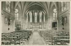 HEN-P-6 Interieur van de Rooms-katholieke Catharinakerk aan de Hengstdijkse Kerkstraat te Hengstdijk