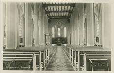 HGH-P-5 Interieur van de Rooms-katholieke kerk aan de Raadhuisstraat te Hoogerheide