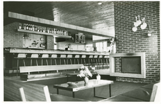 KAM-78 Interieur van Restaurant 't Veerse Meer te Kamperland