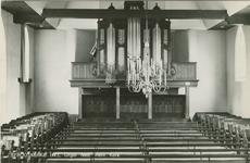 SKW-P-8 Het orgel in de Nederlandse Hervormde kerk aan de Noordweg te Serooskerke (Walcheren)