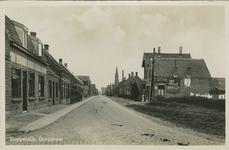 STO-P-5 De Dorpstraat (thans Rapenburg) te Stoppeldijk