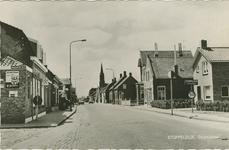 STO-P-7 De Dorpstraat (thans Rapenburg) te Stoppeldijk