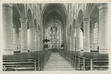 WOU-P-7 Interieur van de Rooms-katholieke Sint Lambertuskerk aan het Torenplein te Wouw