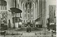 WOU-P-8 Interieur van de Rooms-katholieke Sint Lambertuskerk aan het Torenplein te Wouw