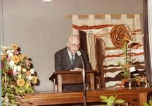 54413 Toespraak van dr. W.K. Schuling op 26 okt. 1979 bij zijn afscheid als directeur geneesheer van het Bethesda/Sint ...
