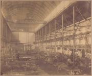 22478 Interieur machinefabriek (1882) ven de Koninklijke Maatschappij de Schelde (KMS) in Vlissingen