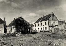 22924 Erve Bok, het hofje van het Handboogschuttersgilde, Walstraat no.75. Rechts het paadje naar de Walstraat.