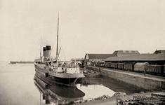 26373 Stoomvaartmij. Zeeland, de Prinses Juliana (I) of (II) .