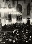26690 Muziekuitvoering in de St. Jacobskerk.