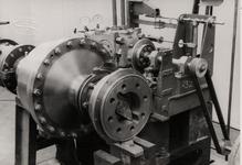 27526 Koninklijke Maatschappij de Schelde (KMS) in Vlissingen. D machinefabriek, bouwplaats hulpmotoren
