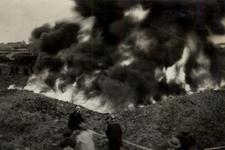 31943 Oefening van de Vlissingse brandweer op het terrein van de Vlismar aan de Prins Hendrikweg in Vlissingen. Het ...