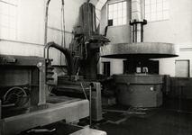 32772 Interieur tandwielfabriek Koninklijke Maatschappij de Schelde (KMS) in Vlissingen