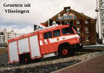 34735 Groeten uit Vlissingen Attractiepark Arsenaal Stadsgewestelijke Jeugdbrandweer Post Vlissingen, Van ...