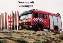 34736 Groeten uit Vlissingen Windorgel Stadsgewestelijke Jeugdbrandweer Post Vlissingen, Van Dishoeckstraat 131, 4381 ...