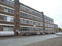 37002 Terrein van de Koninklijke Scheldegroep in Vlissingen (voorheen Koninklijke Maatschappij de Schelde KMS). De ...
