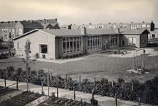 37470 De Prinses Margrietkleuterschool in de Minister Lelystraat, gebouwd in 1951