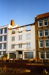 37997 Sloop hotel Huize Truida . De voorgevel zal blijven bestaan, achter de gevel zal een nieuw hotel gebouwd worden