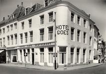 39513 Hotel Goes , Bellamypark 2, hoek Nieuwendijk