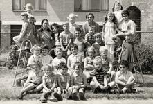 41022 Kleuterschool het Mezennest in de Koestraat.