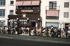 41198 Terras van hotel restaurant Solskin, Boulevard Bankert 58