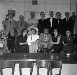 41577 Toneelgroep. Zou kunnen zijn: De Souburgse Toneel- en Cabaretgroep STEC in het verenigingsgebouw De Zwaan. ...