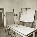 43373 Interieur van het oude politiebureau in de Breestraat in Vlissingen, gebouwd in 1910