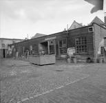 43378 Sloop van het politiebureau in de Breestraat in Vlissingen, bouwjaar 1910 en nieuwbouw in de Molenstraat, hoek ...