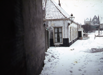 45458 Erve Bok, het hofje van het handboogschuttersgilde in de Walstraat.