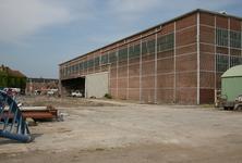 47711 Koninklijke Scheldegroep in Vlissingen. De opslaghal van de machinefabriek