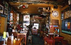 48133 Interieur van café De Concurrent , Bellamypark 22 (oostzijde)