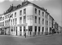 48255 Hotel Goes , Bellamypark 2, hoek Nieuwendijk
