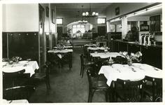 48342 'Café - Restaurant In 't Paradijs , Bellamypark 7 - Vlissingen' Interieurfoto